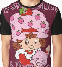 Keep Calm and Berry On Graphic T-Shirt