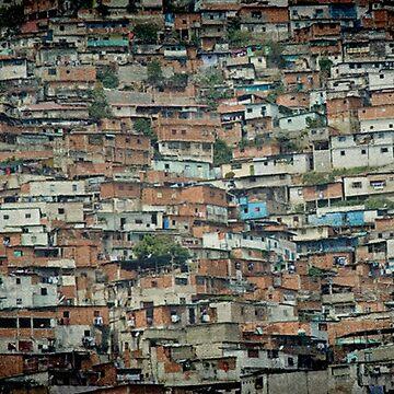 Caracas Ranchos © by Eastsider