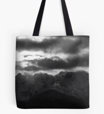 Remembers - Tatra Mountains . by Brown Sugar . Merry Christmas and Happy New Year 2013 ! Tote Bag