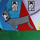 Cartoon Dog by salvadorewoody