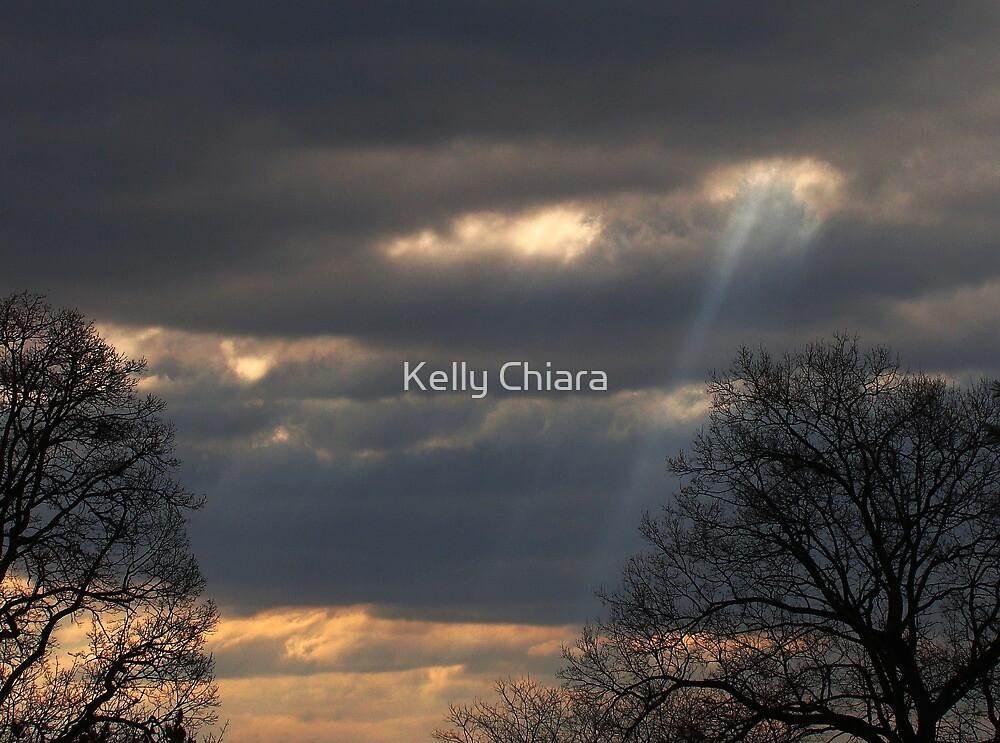 Angel Ladder by Kelly Chiara