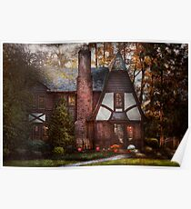 Cottage - Westfield, NJ - A place to retire Poster