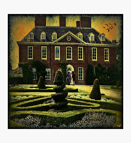 Their House In The Country Photographic Print
