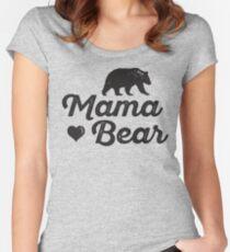Mama Bear T-shirt échancré