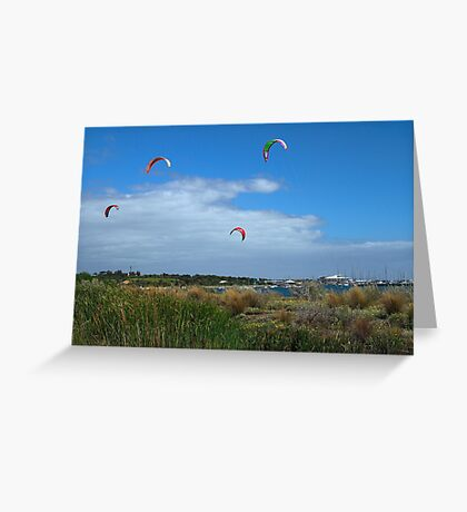Saint Kilda Greeting Card