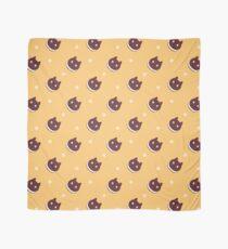 Cookie Cat Pattern (Orange) Scarf