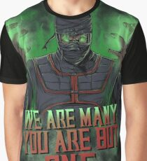 Ermac Graphic T-Shirt