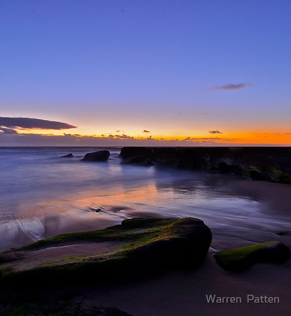First Light. by Warren  Patten