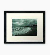 Winter Beach #8 Framed Print
