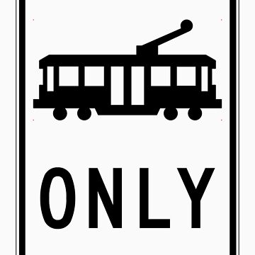 Tram Only - Large by mouse