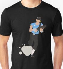 TF2 - BLU Scout T-Shirt