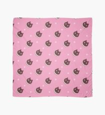 Cookie Cat Pattern (Pink) Scarf