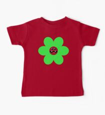 SAVAGE FLOWER GREEN Kids Clothes