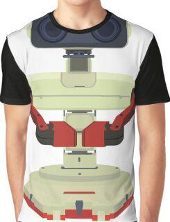 Robot R.O.B. Vector Graphic T-Shirt