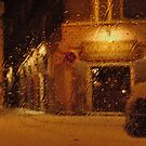 Feelings and remembers..chaverim sheli.חברה של . It's snowing in Cracow - Kazimierz -  Yiddish: קוזמיר)  . Adar 5768 . by Brown Sugar. Favorites: 3 Views: 190 . Thx! by © Andrzej Goszcz,M.D. Ph.D