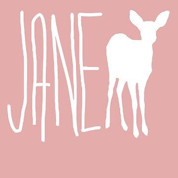 Jane Doe - Deer  by swapo