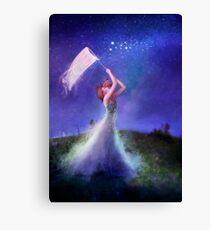 Chasing Starlight Canvas Print