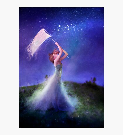 Chasing Starlight Photographic Print
