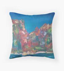 Carnarvon Gorge Throw Pillow