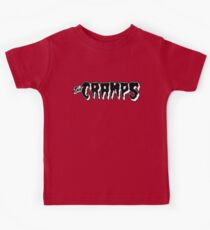 The Cramps Shirt Kids Tee