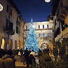 A night walk in Verona: Porta Borsari by presbi