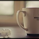 coffee and cigarette by apsjphotography