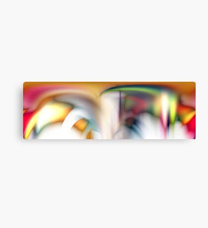 Distortion #2 Canvas Print