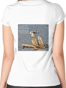 The Platform Dancer Women's Fitted Scoop T-Shirt