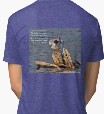 The Platform Dancer Tri-blend T-Shirt
