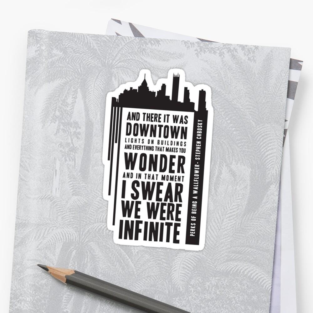 Infinite by amberdoesdesign