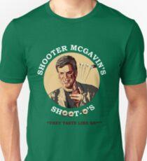 bc676d583 Shooter McGavin's Shoot-os Slim Fit T-Shirt