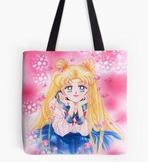 Sailor Moon Manga Artbook Tote Bag