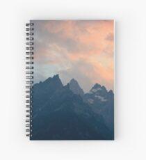 Grand Teton National Park Spiral Notebook