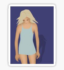 Blond Perfection Sticker
