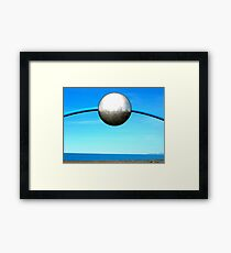 2000 Framed Print