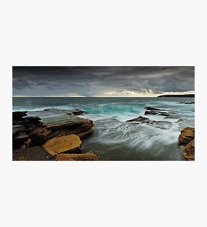 Mahons' Swirls Photographic Print
