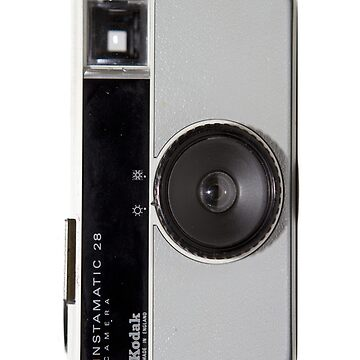 Kodak Instamatic 28 Camera by rosscojj