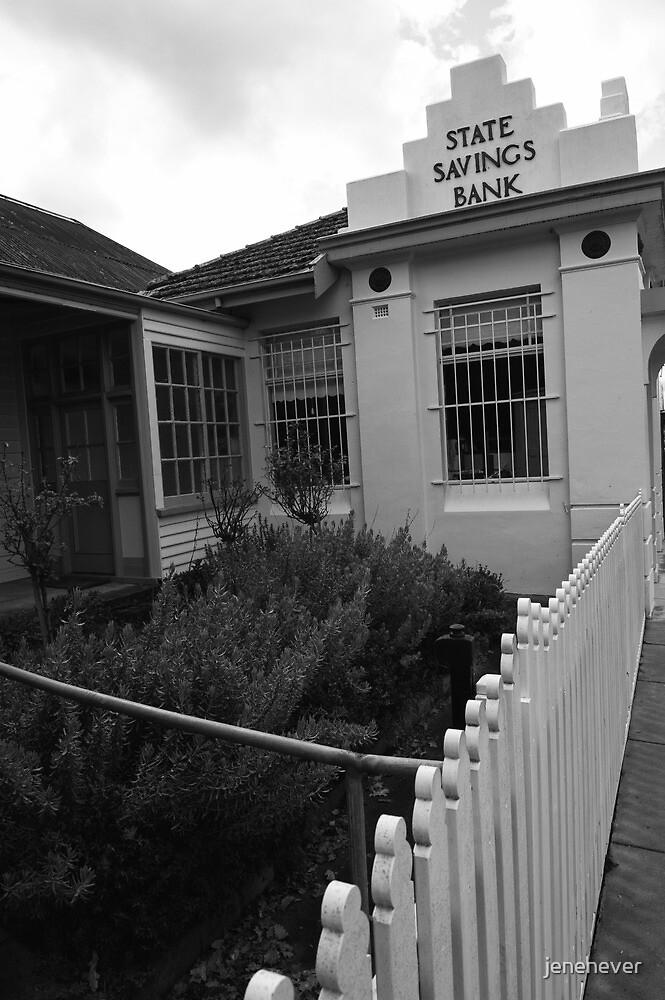 Beechworth Streetscape, North East Victoria by jenenever