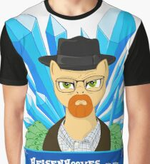 Heisenhooves - The Crystal Empire Graphic T-Shirt