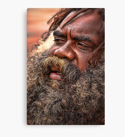 Aboriginal Canvas Print