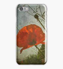 le coquelicot iPhone Case iPhone Case/Skin