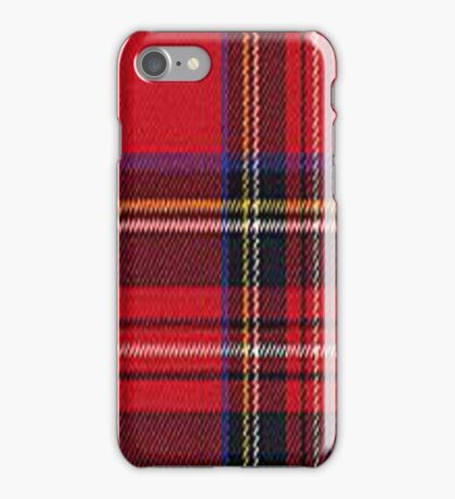 Royal Stewart iPhone Case iPhone Case/Skin