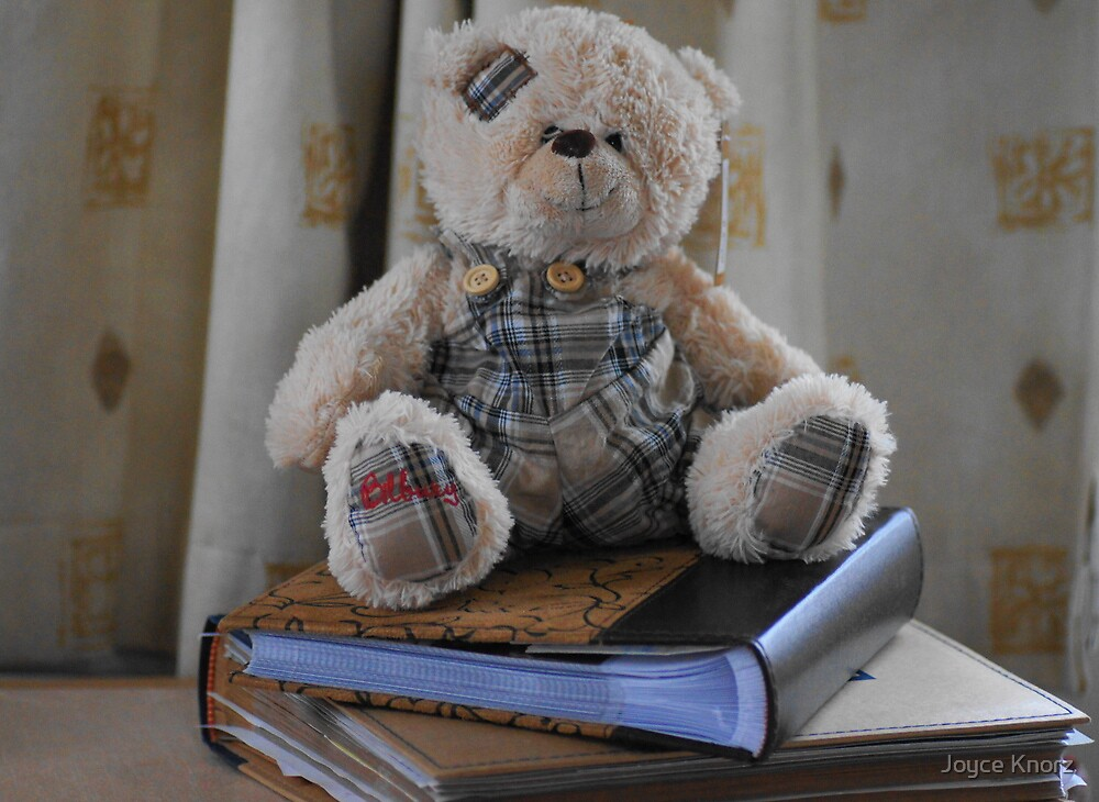Clever ted by Joyce Knorz