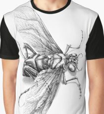 Flying Insect Graphic T-Shirt