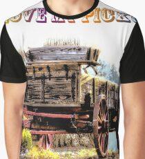 I Love My Pickup Graphic T-Shirt