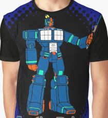 Tardis Prime Graphic T-Shirt