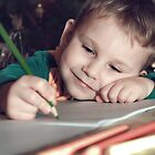 letter to Santa Claus by VallaV