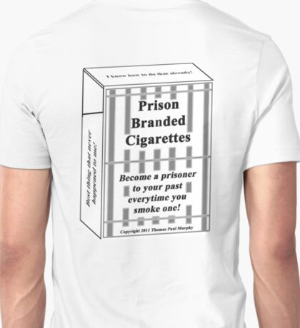 Prison Branded Cigarettes T-Shirt