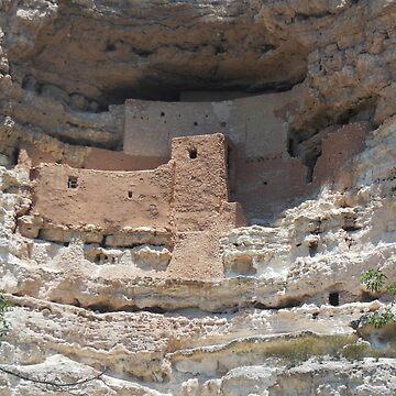 Ruins of Montezumas Castle by Straea