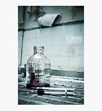 Syringe ~ St Gerard's Photographic Print